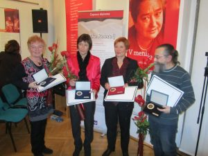Čopove nagrade 2012